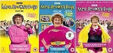 Mrs Brown's Boys BBC Series 1, 2 and 3 SET  Brendan O'Carroll  Mrs Browns boys