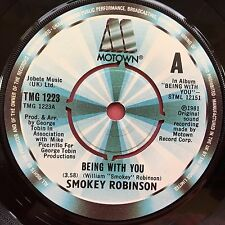 Smokey Robinson - Being With You / What's In Your Life For Me - Motown TMG-1223