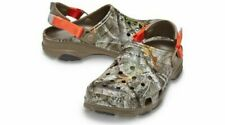 NEW Crocs Classic All Terrain RealTree Edge Clogs Shoes - Men's Size 11