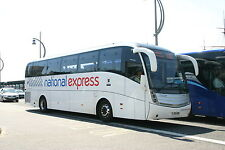 National Express liveried FJ58AHK Lucketts 6x4 Quality Bus Photo