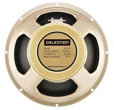 Celestion G12H-75 Creamback 8 Ohm 75W 75hz New UK Guitar Speaker Heritage T5890