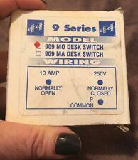 Estate Sale: Eff Eff Rocker Switch, Surface Mount, Beige 909 M0
