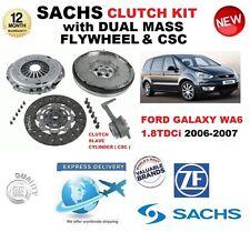 pour FORD GALAXY WA6 1.8 TDCi SACHS Kit embrayage 2006-2007 avec volant moteur
