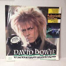 "DAVID BOWIE - UNDERGROUND 12"" SINGLE - OZ AUSSIE PRESS PROMO - LABYRINTH ED 208"