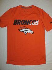 Nike Dri-Fit Mens Size Small S Denver Broncos T-Shirt