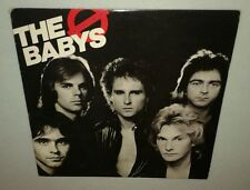 The Babys, Union Jacks, 1980 VINYL LP (VG PLAY TESTED) COVER VG+