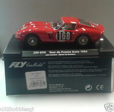 qq 88275 FLY FERRARI 250 GTO TOUR FRANCE '64 No 164 GUICHET - BOURBON