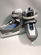 New listing Lake placid Mach 5 Adjustable Ice Skates Size 2 3 4 Boys Girls Youth
