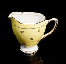 Beautiful Royal Grafton Yellow With Gold Stars Creamer