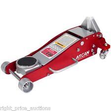 Arcan Aluminium Lightweight 2 Ton Heavy Duty Quick lift Car Trolley Racing Jack
