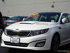 Hood Scoop for Kia Optima 2006-2015 by MrHoodScoop UNPAINTED HS003