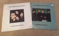 2  X  Lemon Drops,  (LP, Album) Beautiful Shame & Into The Heart Of Love Vinyl