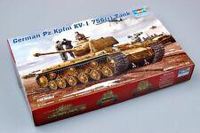 Trumpeter 00366 1/35 German Pz.Kpfm KV-1 756(r) Tank