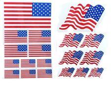 American Flag Tattoos 2 Packs Stickers 19 Flag Tattoos USA Flag Temporary Tattoo