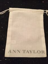 Brand New Ann Taylor Cloth Pouch For Gift Wrapping Free Shipping