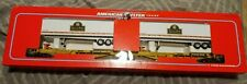 NEW AMERICAN FLYER S Scale NASG 6-48493 Southern Pacific TTUX Set