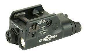 Surefire XC2-A Black 300 Lumens XC2 Pistol Light/Red Laser Combo