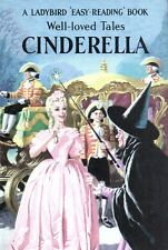 New CINDERELLA 50th Anniversary a Ladybird Book Well Loved Tales Series 606d