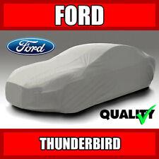 [FORD THUNDERBIRD] CAR COVER ☑️ Weatherproof ☑️ Waterproof ☑️ Best ✔CUSTOM✔FIT