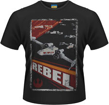 Star Wars - X-Wing Rebel T-Shirt Homme / Man - Taille / Size M PLASTIC HEAD