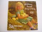 ROY NADEN SINGERS - CHILDREN'S SACRED SING ALONG VOL 3- RARE OZ LP