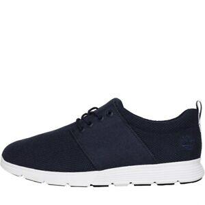Timberland Mens Killington Flexiknit OX Lightweight Shoes Navy