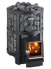 NEW! Harvia Legend 150SL Woodburning Sauna Heater, Free Eucalyptus