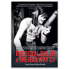 THE ROYAL RULER & THE RAILWAY DJ - BOOK OF THE YEAR (Music Republic Magazine)