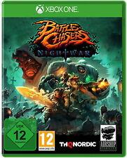 Battle Chasers: Nightwar (Microsoft Xbox One, 2017)