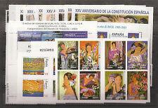 SELLOS ESPAÑA AÑO 2003 COMPLETO