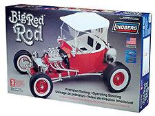 Lindberg Big Red Rod 1:8 Scale Plastic Model Kit - Factory Sealed