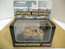 2002 Corgi Showcase Collection Fighting Machines Kuebelwagon Afrika Korps - NEW