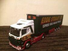 Corgi Modern Truck Heavy Haulage Scania 4 Series Curtainside Eddie Stobart 1/50