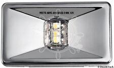 LED Mouse Stern Navigation Light up to 20m 12V Stainless Steel Body. Marine Boat