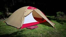 EUREKA Tempest Backpacking Camping Tent With Vestibule 5 lbs (7' x 5' x 3')