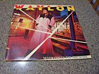 "Waylon Jennings ""Never Could Toe The Mark"" RCA AHL1--5017 LP"