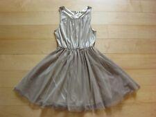 festliches Minikleid / Partykleid Gr. 36 von H&M * 2-lagig mit Glitzertüll