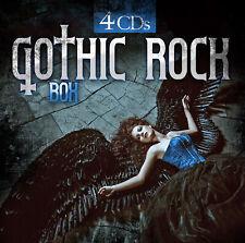 CD Gothic Rock Box von Various Artists 4CDs
