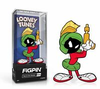 In Stock: FiGPiN Classic LOONEY TUNES Marvin the Martian #650