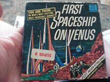 first spaceship on venus plus preview attractions Super 8 Untested 8MM