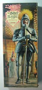 1963 Aurora The Silver Knight Kit No. 471 Only Box