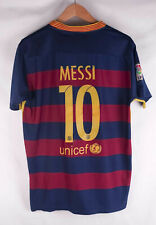 Lionel Messi Jersey 2015-2016 Nike FC Barcelona Size M *F0514a4