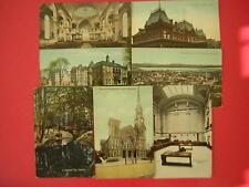 Vintage Postcard - Montreal x 7