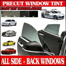 DIY Car Window Tinting Kit Custom Precut Tint Cut Outs All Side and Back Windows
