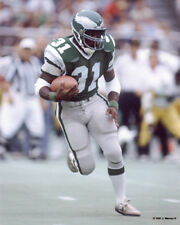 WILBERT MONTGOMERY 1991 PHILADELPHIA EAGLES 8X10 PHOTO