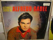 Alfredo Sadel - Ultimos Exitos - Rare LP in Good Conditions - L3