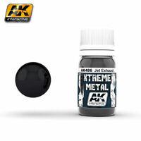 AK INTERACTIVE XTREME METAL JET EXHAUST 30 ml. Cod.AK486