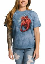 Anne Stokes/Mountain T Shirt of Wymerling Dragon       Size Medium