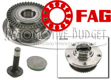 Rear Wheel Hub w/Bearing Audi A4 & A4 Cabriolet *FWD ONLY* - NEW OEM
