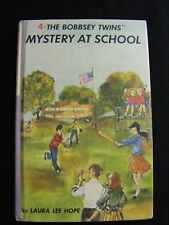 The Bobbsey Twins in Mystery at School #4